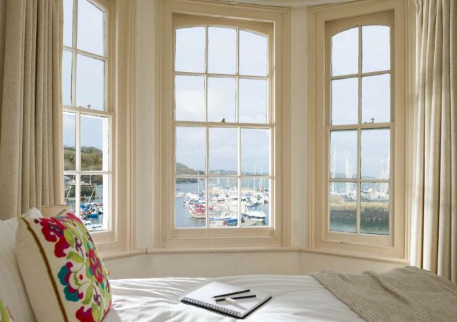 Self catering Holidays in Mylor yacht Harbour in Cornwall | Mylor Harbourside Holidays | Falmouth