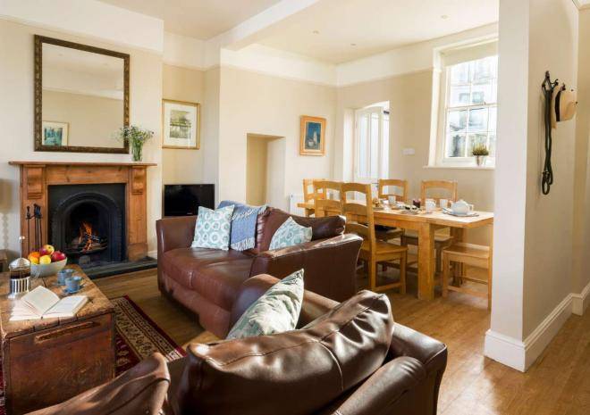Harbour front Self catering holidays in Cornwall | Mylor Harbourside Holidays | Falmouth