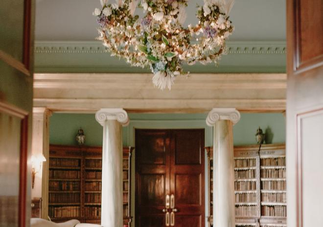 Historic House in Cornwall | Port Eliot House and Garden | Port Eliot | St Germans | Drawing Room