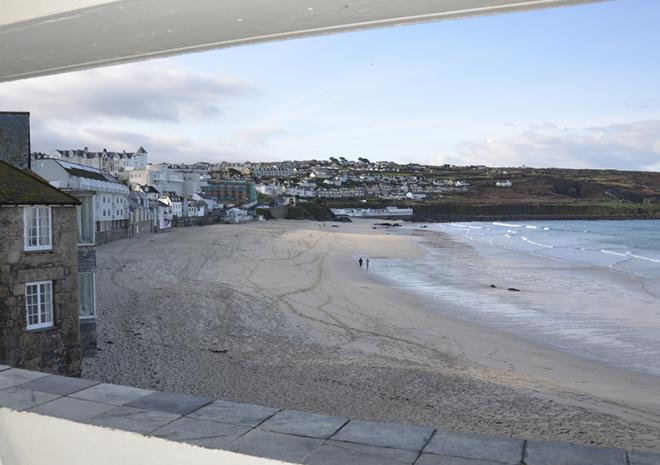 View from Flat 5 | St Ives | Cornwall