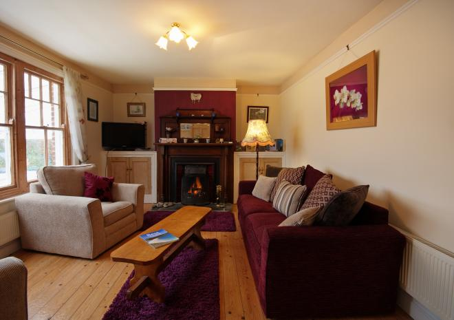 Family size cottage in North Cornwall, open all year,best booked for 1 or 2  weeks