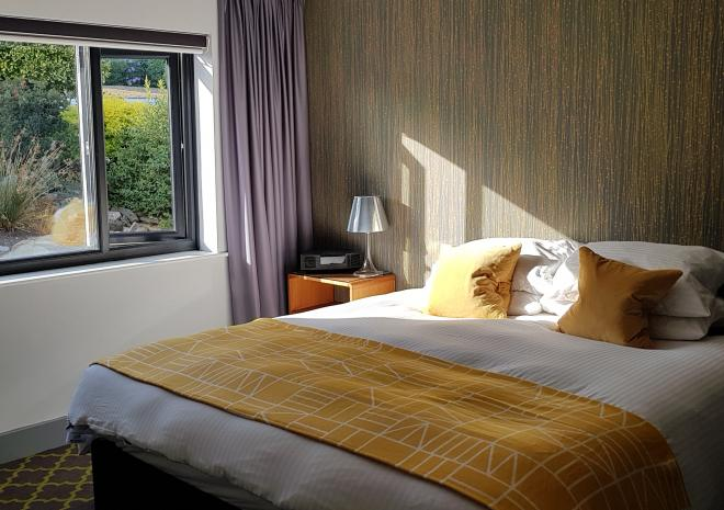 Master Suite at Little Pebble House, Mevagissey