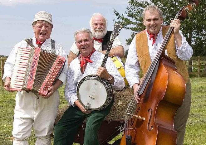 The Wurzels, Little Orchard 2020