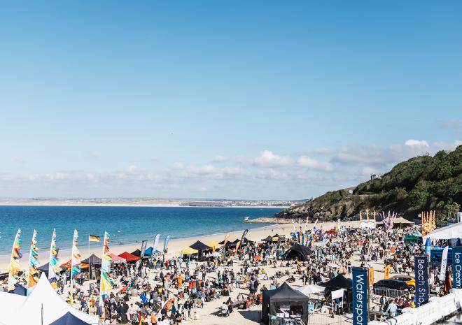 St Ives Food and Drink Festival 2020 Visit Cornwall What's On