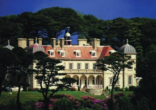 Conference and function venues in Cornwall | Fowey Hall Hotel - Conferences & Functions | Fowey | Cornwall