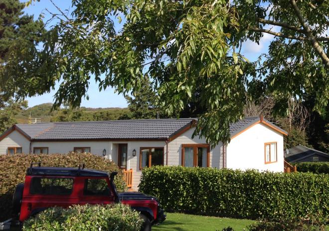 self-catering Cornwall | Silver Sands Holiday Park | Helston | Cornwall