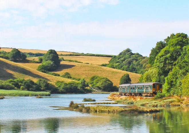 The Looe Valley Line - Cornwall's great scenic railways, Things to do, Looe, Cornwall