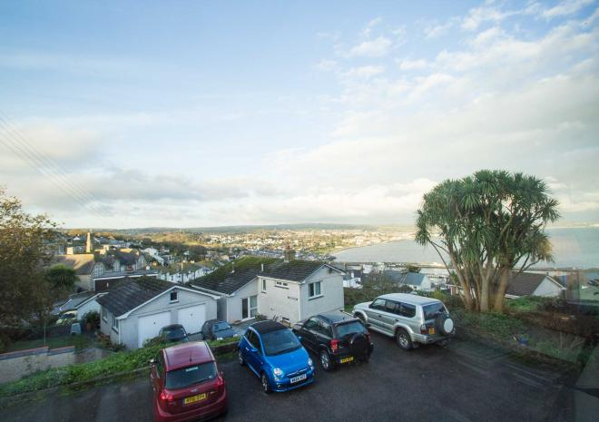 Panorama Guest House, bed & breakfast near Penzance, West Cornwall