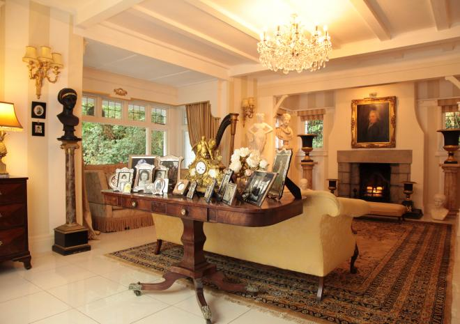 Luxury Guest Accommodation Polperro. Palm Court Polperro, Exquisite Guest House