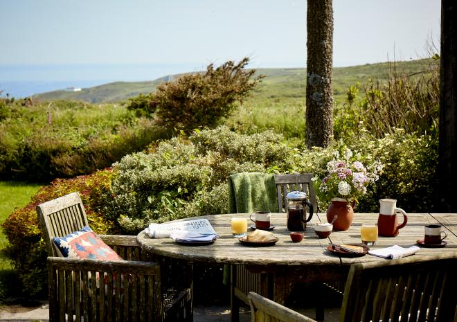 The Gurnards Head Inn, Bed and Breakfast, Zennor, West Cornwall