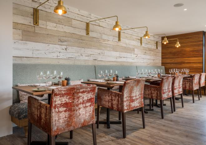 Mount Haven Restaurant - dining in Marazion