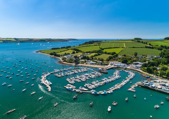 Self catering holidays in an Area of Outstanding Natural Beauty in Cornwall | Mylor Harbourside Holidays | Falmouth