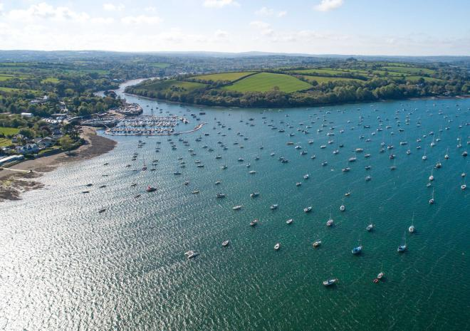 Mylor Yacht Harbour Creekside Cottages