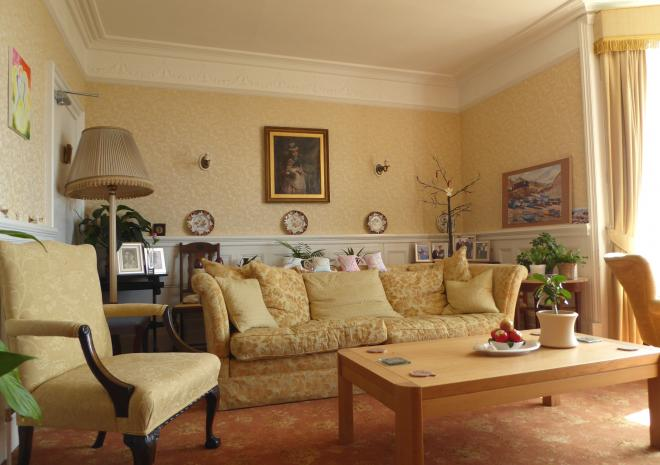 Mount Royal, Bed and Breakfast, Penzance, West Cornwall