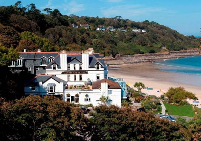 Carbis Bay Hotel, St Ives, West Cornwall