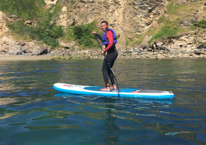SUP Lessons Cornwall