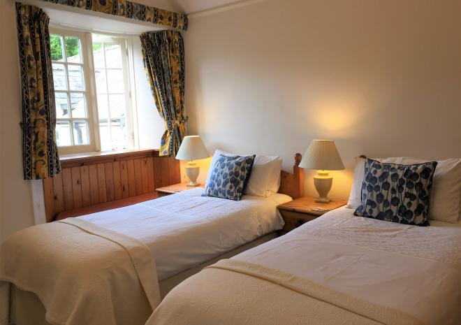 Polraen Country House Double, twin and family rooms Bed and Breakfast Looe Cornwall