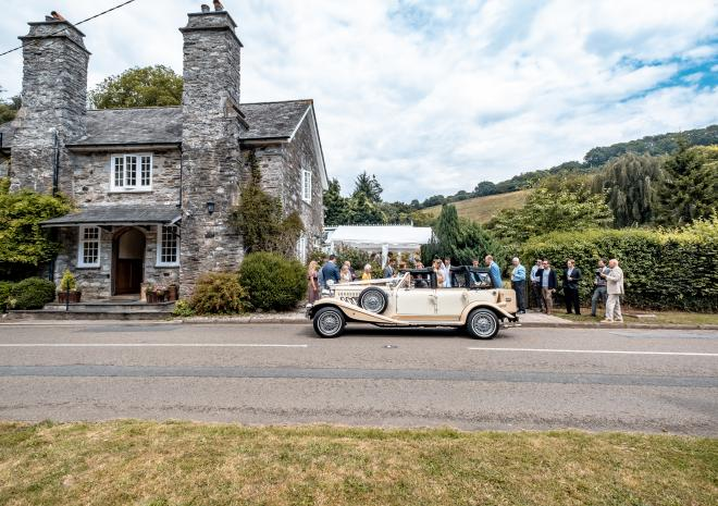 Polraen Country House Wedding Venue Looe Private Functions Cornwall