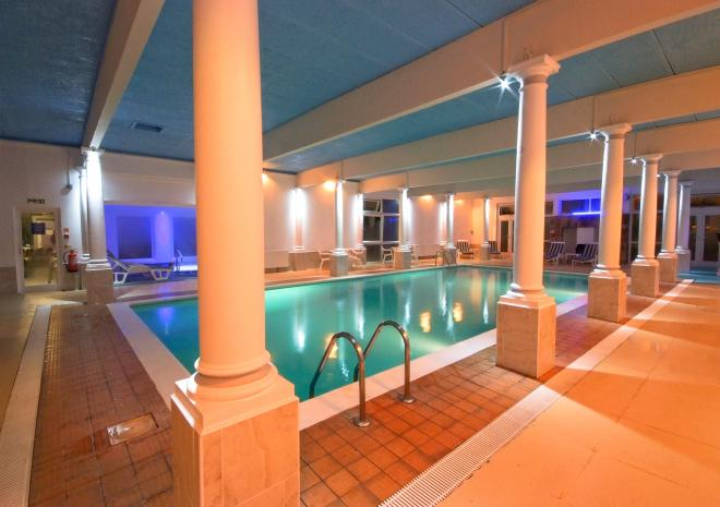 swimming pool, hotel, break, holiday, cornwall, cornish, gym, sauna, jacuzzi