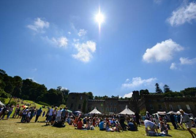 Port Eliot Festival, Port Eliot, St Germans, Saltash, Cornwall