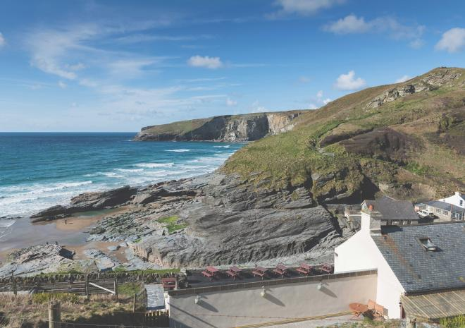 port-william-beach-view-tintagel-cornwall-hotels-with-sea-view-st-austell-brewery-pub