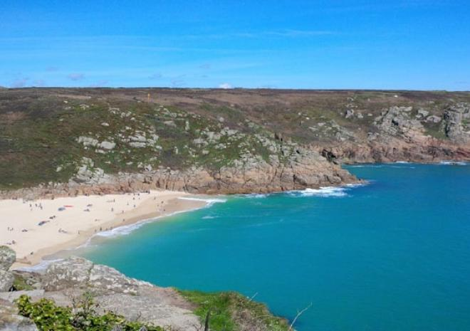 Treeve Moor Cottage, near Porthcurno beach, Self Catering, West Cornwall