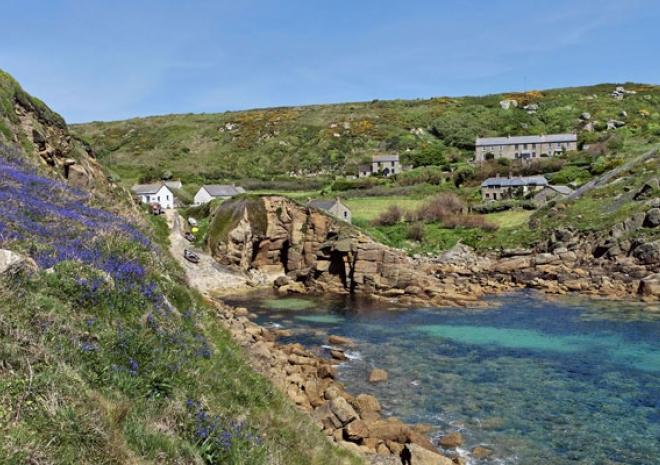 Treeve Moor Cottage, near Porthgwarra Cove, Self Catering, West Cornwall