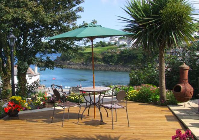 Bed and Breakfast in Cornwall | Portmellon Cove Guest House | Mevagissey, Nr St Austell | Cornwall