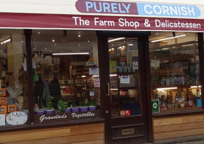 Purely Cornish, Looe, Cornwall