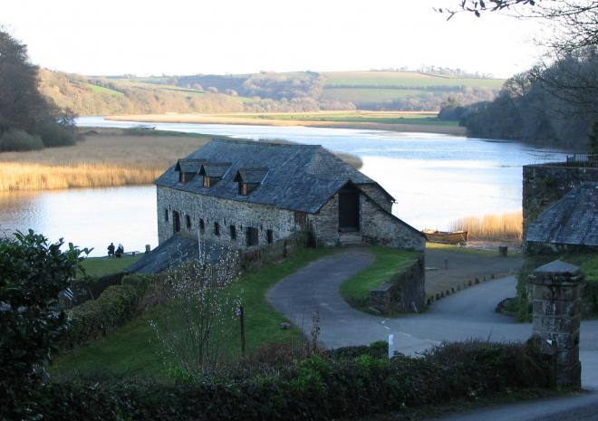 Cotehele House and Garden, St. Dominick nr Saltash