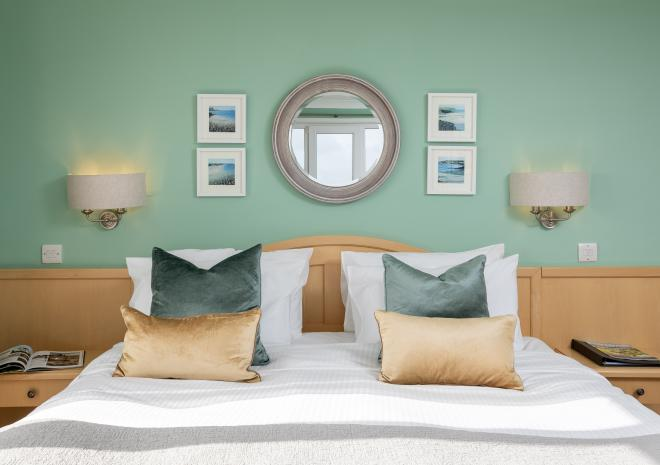 Superior rooms at Hotel Penzance