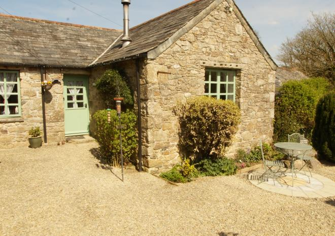 Rosemary Cottage - One double bedroom