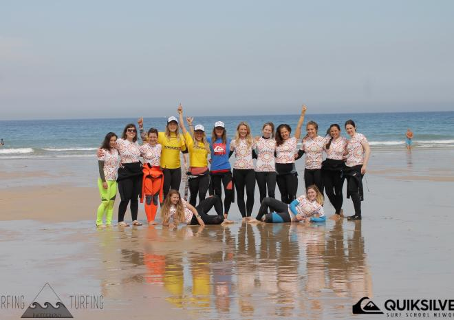 Roxy Surf Camp