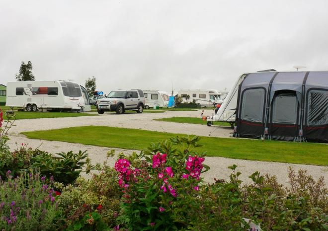 Trelay Holiday Park, caravan, camping, holiday homes, Looe, Cornwall