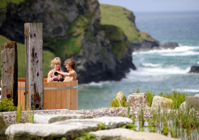 Spa in Cornwall | The Scarlet Hotel and Spa | Mawgan Porth