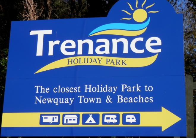 Holiday Park in Cornwall |Trenance | Newquay | Cornwall