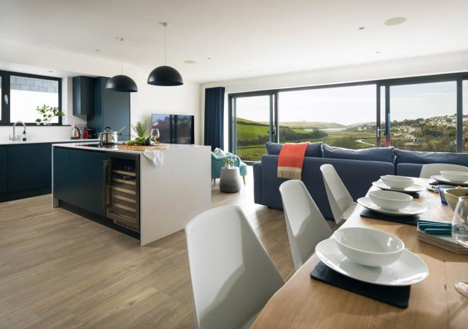Spring Tide Luxury Newquay home Forever Cornwall