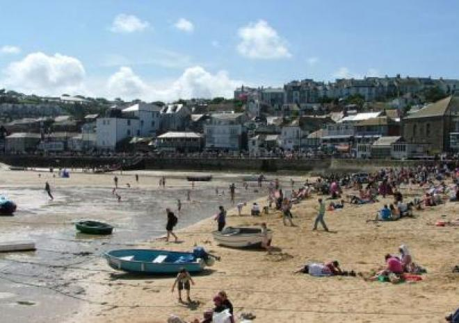The Old Count House, Bed and Breakfast, St Ives, West Cornwall