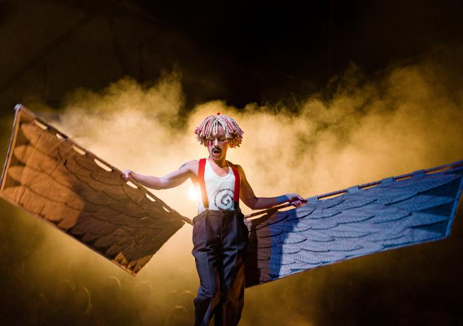 Kneehigh, Arts and Culture, Ubu, Theatre Visit Cornwall