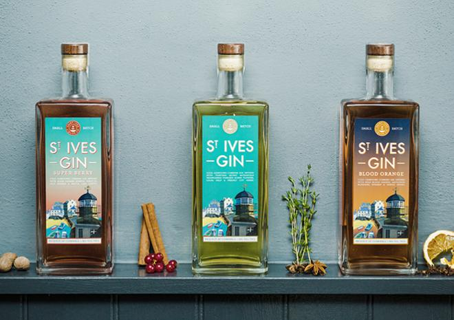 Saint Ives Liquor Co