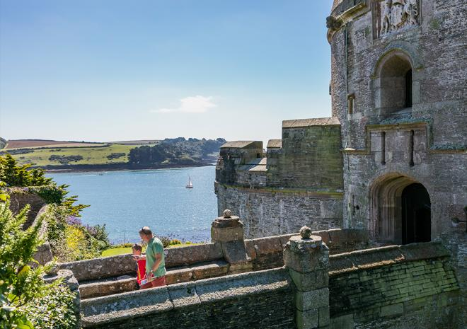 St Mawes Castle   English Heritage   Cornwall