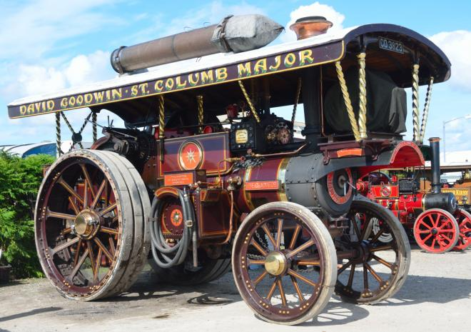 Cornish Steam and Country Fair, Stithians Showground, Cornwall