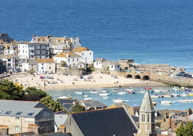 Harbour Beach, St Ives, Cornwall (Matt Jessop)