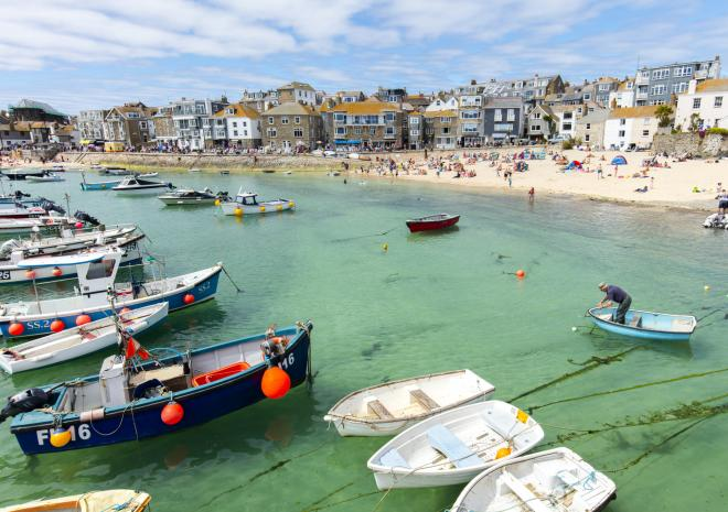 Harbour, St Ives, Cornwall (Matt Jessop)