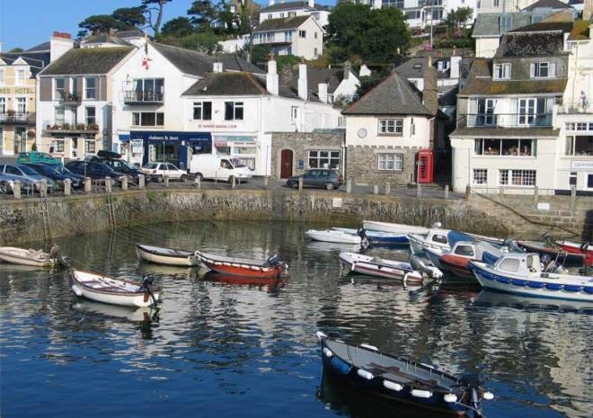 Higher Rosevine Farm | Roseland Holiday Cottages | St Mawes Harbour just 10 minutes by car