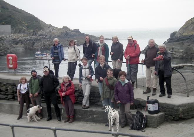 South East Cornwall Walking Festival, Cornwall