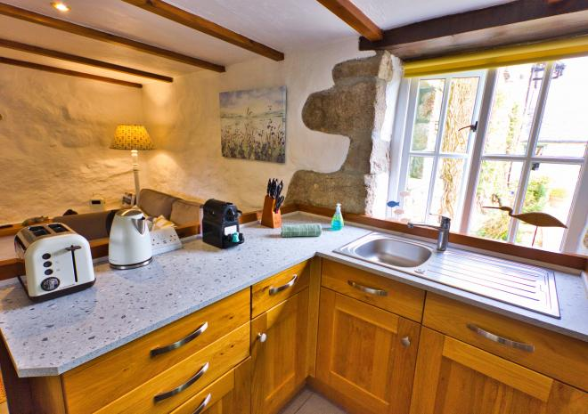 Thyme Cottage - Spacious fully Equipped Kitchen Diner with Dishwasher