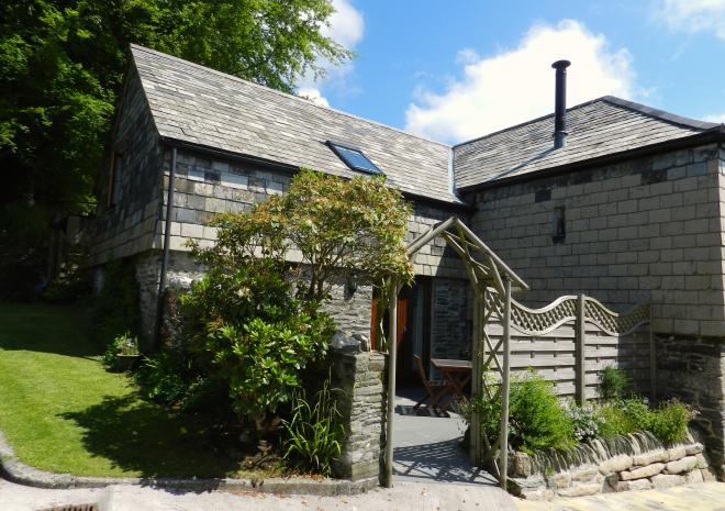 Millers cottage Ta Mill Cornwall