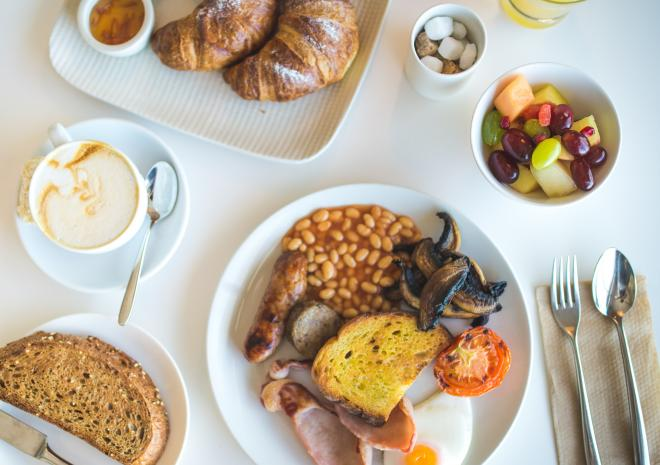 Cafe in Cornwall | Wild Cafe | Bedruthan Hotel and Spa | Mawgan Porth