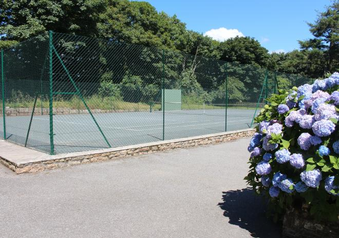 Tennis Court - All Weather